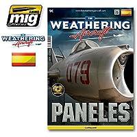 Ammo Mig Jimenez TWA Weathering航空機Magazine Issue 1 Panelesスペイン語# 5101