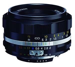 VoightLander ULTRON 40mm F2 Aspherical SL IIS ブラックリム 231658