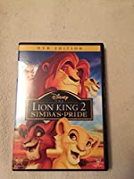The Lion King II: Simba's Pride [DVD] [Import]