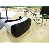 Eye Travel 3D VR Virtual Reality Glasses 3D Headset VR Box for 4.7 to 5.7 Smartphone [並行輸入品]