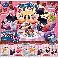 カプセル ディズニー カフェスウィーツマスコット チョコレートMIX 全10種セット