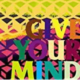 GIVE YOUR MIND (DVD付)