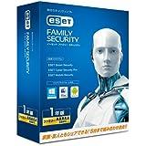 ESET ファミリー セキュリティ 5台1年版 (最新版)