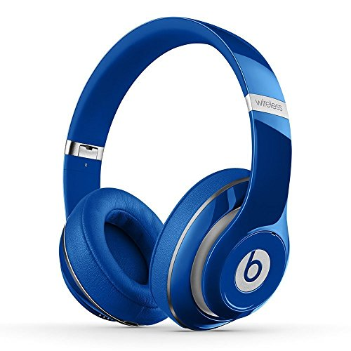 Beats by Dr.Dre Studio Wireless 密閉型ワイヤレスヘッドホン ノイズキャンセリング ブルー MHA92PA/A【国内正規品】