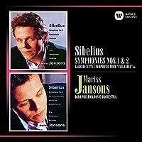 シベリウス:交響曲第1番&第2番/他