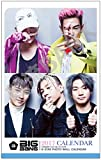 BIGBANG (ビッグバン) 2017年 (平成29年) フォト 壁掛けカレンダー グッズ (2017 K-Star Photo Wall Calendar)