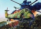 モノクローム 1/48 アメリカ海兵隊 UH-34D プラモデル
