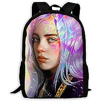 QuanliXiy Billie Backpacks for Women Casual, School Student Bookbag, Travel Business Laptop Bagpack Girls Billie Merch Gifts