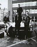 ブロマイド写真★ザ・クラッシュ The Clash/メンバー4人