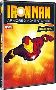 Iron Man: Armored Adventures Season 2 Vol 1 [DVD] [Import]