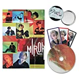 STRAY KIDS Mini Album - CLE 1 : MIROH [ MIROH ver. ] CD + Photobook + 3 QR Photocards + FREE GIFT