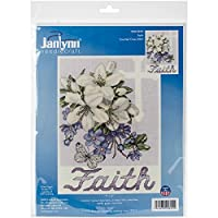Janlynn Faith Counted Cross Stitch [並行輸入品]