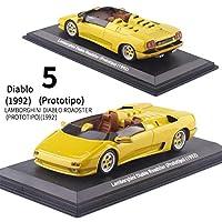 子供用玩具1:43合金車モデル静的モデルサイズ11Cm、プロトティポ(1992)