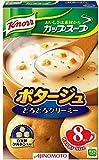 味の素 クノール カップスープ ポタージュ 8袋入 136.0g×6個