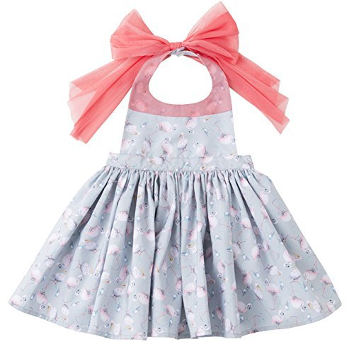 MARLMARL bouquet for baby (bouquet6 flamingo grey)