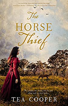 The Horse Thief by [Cooper, Tea]