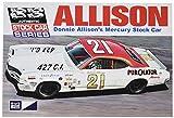 MPC 1/25 1971 マーキュリー サイクロン ストックカー ドニー・アリソン プラモデル MPC796