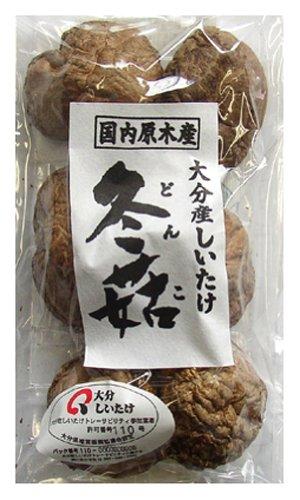 九州椎茸 大分産 どんこ椎茸 30g