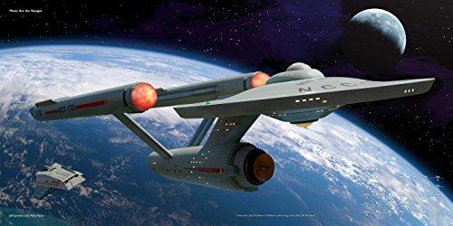 『Star Trek 2018 Wall Calendar: Ships of the Line』の2枚目の画像