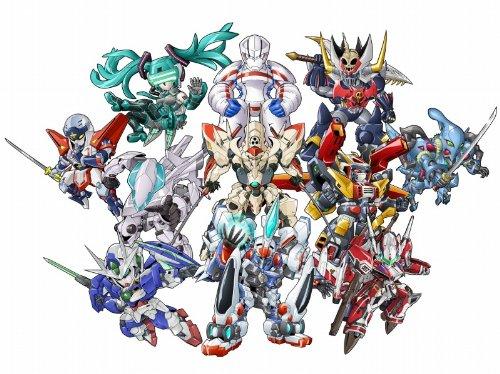 スーパーロボット大戦UX - 3DS