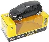 RMZ City 3021 フォルクスワーゲン Golf GTI Black 3インチダイキャストモデルミニミニカー