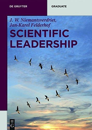 Scientific Leadership (De Gruyter Textbook)