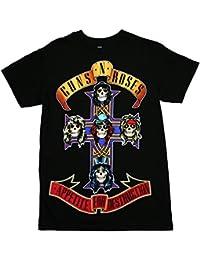 Guns N' Roses / Appetite for Destruction Tee 2 (Black)