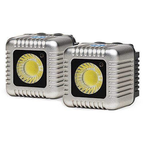 [해외]Lume 큐브 - 듀얼 팩 (블랙)/Lume Cube - Dual Pack (Black)