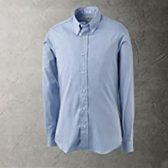 Individualized Shirts Pinpoint Oxford Buttondown Shirt