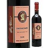 アゼルバイジャン・ワイン シシタパ セミスイート 赤 750ml