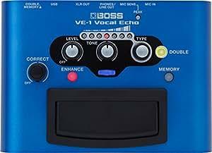 BOSS Vocal Echo VE-1