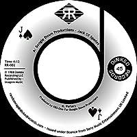 JACK OF SPADES B/W INSTRUMENTAL [7INCH] [Analog]
