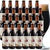 【チョコビール】スイートバニラスタウト 24本(業務用箱)