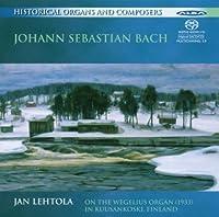 Bach, J.S.: Historical Organs