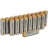 Amazonベーシック 乾電池 アルカリ 単3形 20個パック