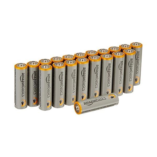 Amazonベーシック アルカリ乾電池 単3形2...の商品画像