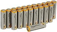 Amazonベーシック アルカリ乾電池 単3形20個パック