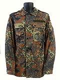 ドイツ軍 BDUジャケット ライトウェイト フレクターカモ (M ※表記7585/9500 GrNr.7)