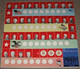 Meet the Presidents a Quiz Game for Young Americans Selchow & Righter 1965