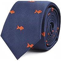 Animal Ties | Woven Neckties | Men | Work Ties for Him | Birthday Guys