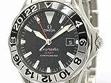 [オメガ]OMEGA【OMEGA】オメガ シーマスター GMT 50周年記念 ステンレススチール 自動巻き メンズ 時計2534.50(BF099078)[中古]