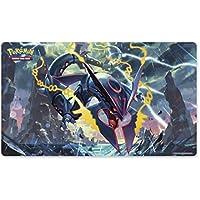海外限定 ポケモン 色違い メガレックウザ ラバー製 プレイマット ポケモンカード 並行輸入品