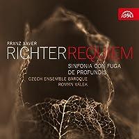 Franz Xaver Richter: Requiem by Marketa Cukrova