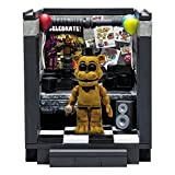 McFarlane Toys Five Nights At Freddy 's The Office 'クラシックシリーズ' Small Constructionセット