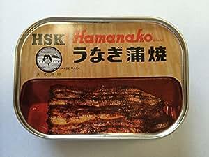浜名湖食品 うなぎ蒲焼缶詰 【全国こだわりご当地グルメ】
