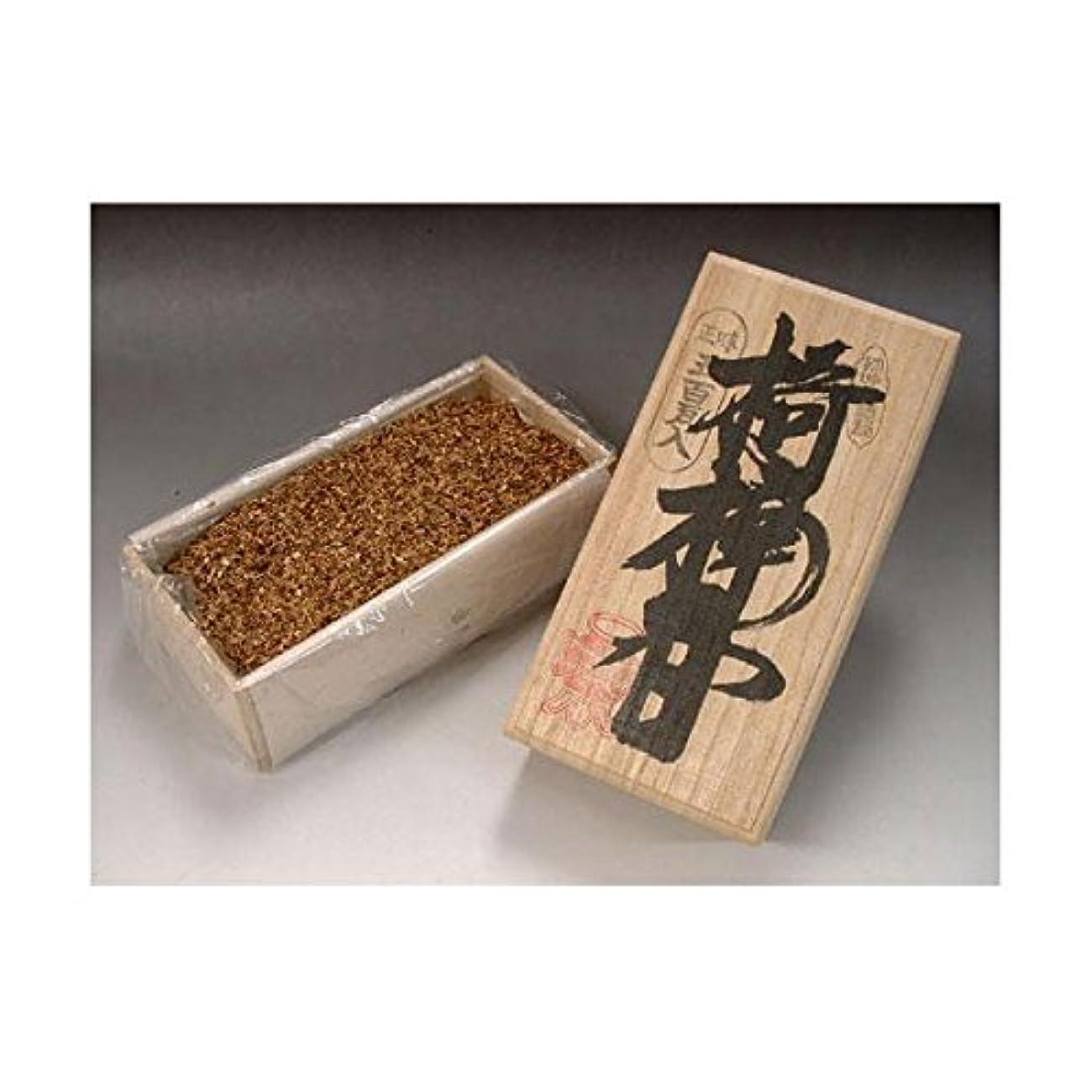 人気のコンペ焦げ焼香 椅楠香(キナンコウ)500g桐箱入
