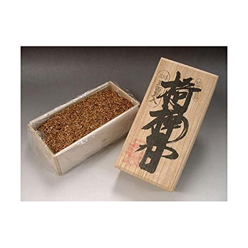 許される薄い不均一焼香 椅楠香(キナンコウ)500g桐箱入