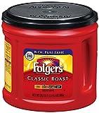 【Folgers】フォルジャーズ クラシックロースト コーヒー865g