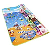Garwarm 71?59inches Extra Large Baby Crawling Mat Non Toxic Baby Play Mat Game Mat??.2 Inch Thick by Garwarm