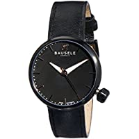 Bausele Men's Australian Designed - Comes with 2 easy interchangeable straps, Noosa - Afterdark